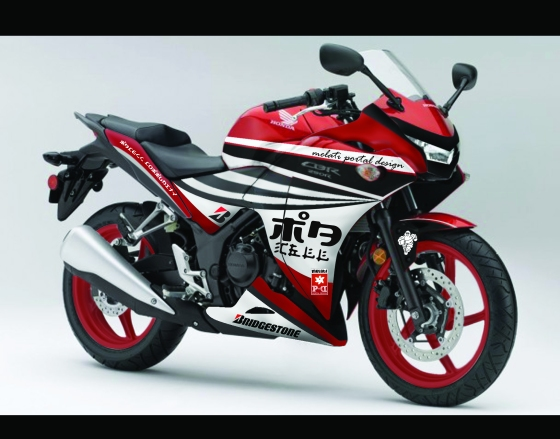 CBR 250 MaceLL Design 16b